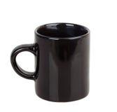 Zwarte kop Stock Foto's