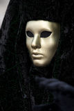 Zwarte kunst Stock Fotografie