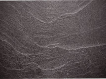 Zwarte leiachtergrond of textuur Stock Foto's