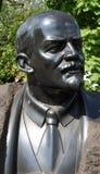 Zwarte Lenin Royalty-vrije Stock Afbeelding
