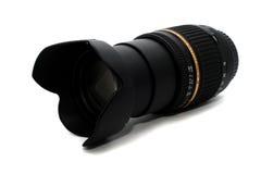 Zwarte lens Royalty-vrije Stock Afbeelding