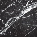Zwarte marmeren achtergrond stock fotografie