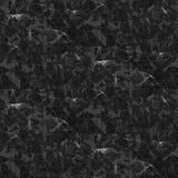 Zwarte marmeren textuur Royalty-vrije Stock Foto's