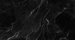 Zwarte marmeren textuurachtergrond, abstracte marmeren textuur natuurlijke patronen Stock Afbeelding