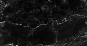 Zwarte marmeren textuurachtergrond, abstracte marmeren textuur natuurlijke patronen Royalty-vrije Stock Foto's