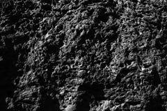 Zwarte metselwerkachtergrond Stock Foto's