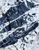 Zwarte mijnen royalty-vrije stock afbeelding