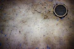 Zwarte muren als achtergrond, donkere textuur concrete oppervlakte Royalty-vrije Stock Fotografie