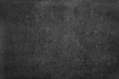 Zwarte muurachtergrond - uitstekende beton of cementsteentextuur stock foto