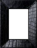 Zwarte omlijsting Royalty-vrije Stock Afbeeldingen