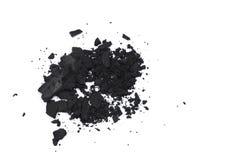 Zwarte oogschaduw stock foto's