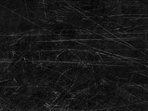 Zwarte oude gekraste oppervlakteachtergrond royalty-vrije stock fotografie