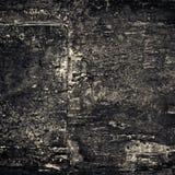 Zwarte oude natuurlijke houten grungetextuur Donkere oppervlakte met oude nationaal Stock Afbeeldingen