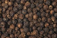 Zwarte peper stock foto