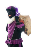 Zwarte Piet Stock Photography