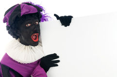 Zwarte Piet Royalty Free Stock Photography