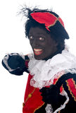Zwarte Piet Royalty Free Stock Photos