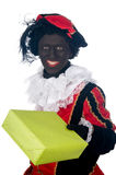 Zwarte Piet royalty free stock images