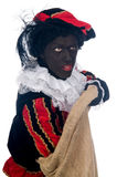 Zwarte Piet Royalty Free Stock Photo