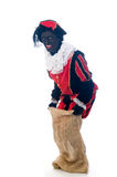 Zwarte Piet Stock Photo