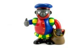 Zwarte Piet, a dutch tradition Stock Photo