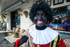 Zwarte Piet / Sint Nicolaas Royalty Free Stock Photography