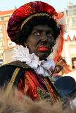 Zwarte Piet - Sinterklaas Immagini Stock Libere da Diritti