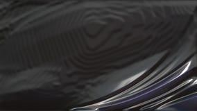 Zwarte plastic textuur vector illustratie