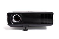 Zwarte projector van verschillende media Royalty-vrije Stock Afbeeldingen