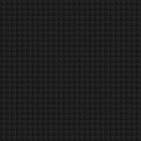 Zwarte retro patroonachtergrond Royalty-vrije Stock Foto