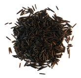 Zwarte rijst Royalty-vrije Stock Afbeelding