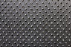 Zwarte rubberpatroonachtergrond Stock Afbeelding
