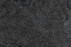 Zwarte sierstof met fonkelingen royalty-vrije stock afbeelding