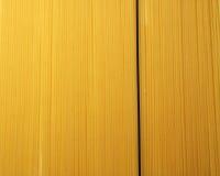 Zwarte Spaghetti Royalty-vrije Stock Fotografie