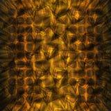 Zwarte sterren Royalty-vrije Stock Afbeelding