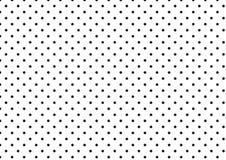 Zwarte stippen op wit conceptontwerp als achtergrond Stock Foto