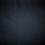 Zwarte stof royalty-vrije stock afbeeldingen