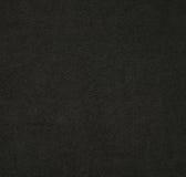 Zwarte stof Stock Afbeeldingen