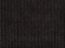 Zwarte stoffenachtergrond Stock Afbeeldingen