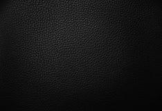 Zwarte stoffenachtergrond Stock Afbeelding