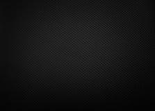 Zwarte stoffenachtergrond Royalty-vrije Stock Foto