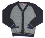 Zwarte sweater Royalty-vrije Stock Foto's