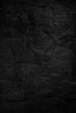 Zwarte textuur als achtergrond Stock Foto's