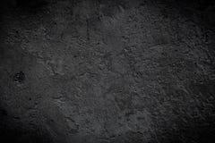 Zwarte Textuur voor Achtergrond Royalty-vrije Stock Fotografie