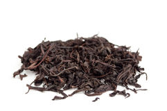 Zwarte thee Royalty-vrije Stock Afbeelding