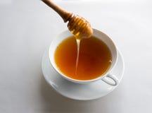 Zwarte thee Stock Afbeeldingen