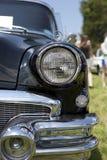 Zwarte Uitstekende Auto Royalty-vrije Stock Afbeelding