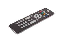 Zwarte verre TV Stock Afbeeldingen
