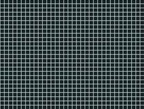 Zwarte vierkante achtergrond Royalty-vrije Stock Afbeeldingen