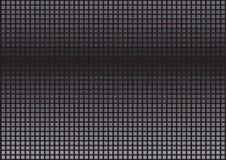 Zwarte Vierkante Tegels Royalty-vrije Stock Afbeeldingen